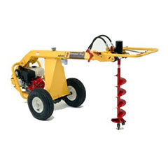 HYD ONE MAN POST HOLE AUGER