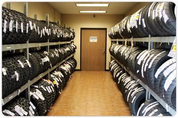 Tire Room