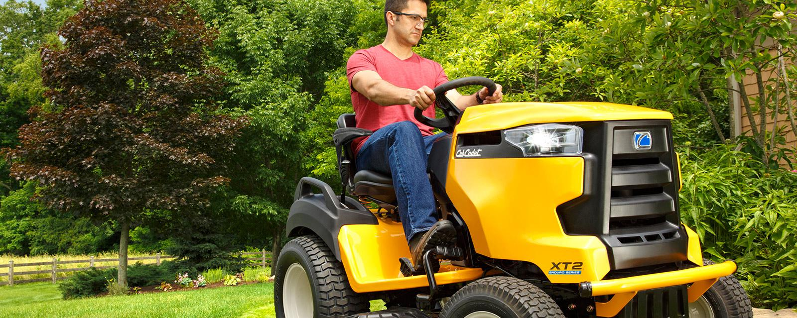 Cub Cadet - Riding Mower