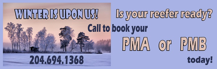 Be Ready for Winter with PMA PMB