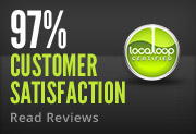 97% customer satisfaction. Read reviews.