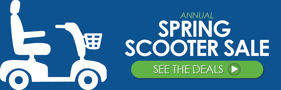 Annual Spring Scooter Sale