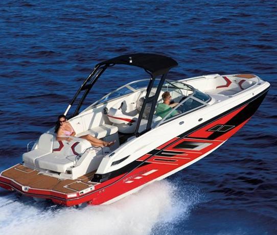 Monterey M Series Boat