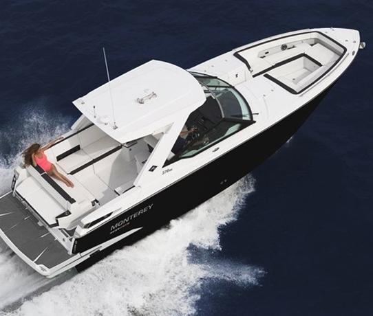 Monterey Super Sport Boats