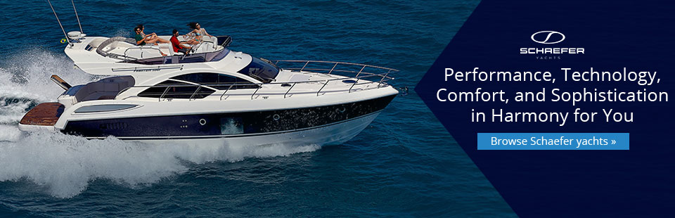 Click here to browse our selection of Schaefer yachts!