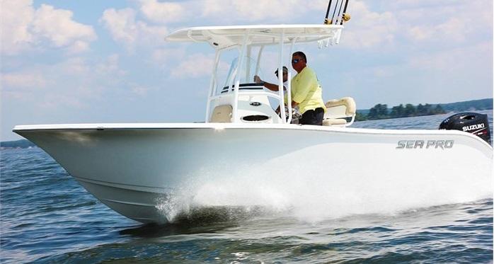 Sea Pro Boats