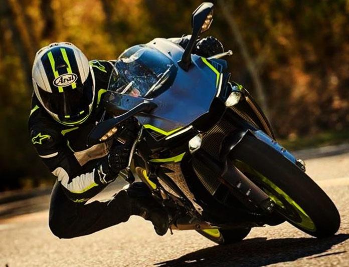 Yamaha Super Sport Bikes