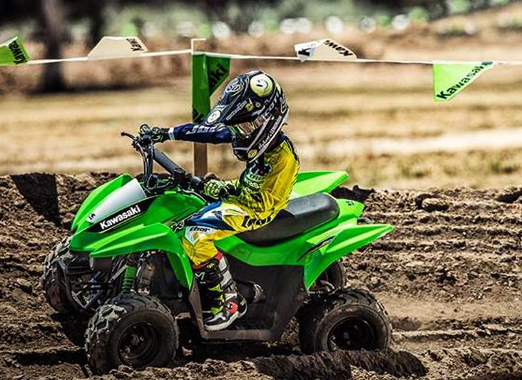Kawasaki Sport ATVs