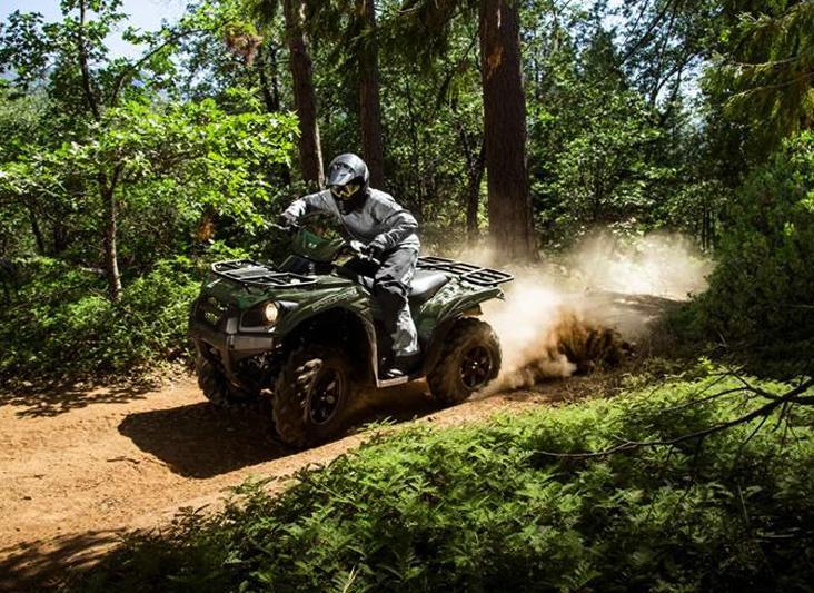 Kawasaki Sport Utility ATVs