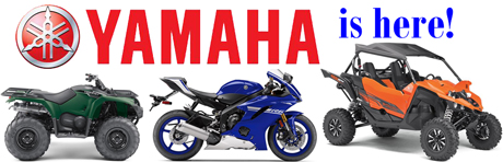 YAMAHA IS HERE