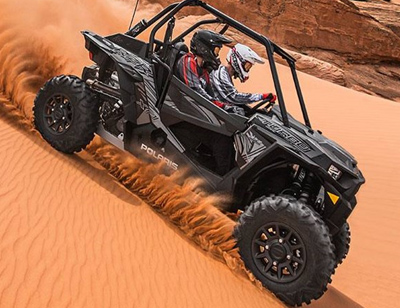 RZR Xtreme Performance Side x Sides