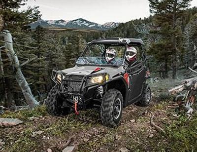 RZR Trail & Sport Side x Sides