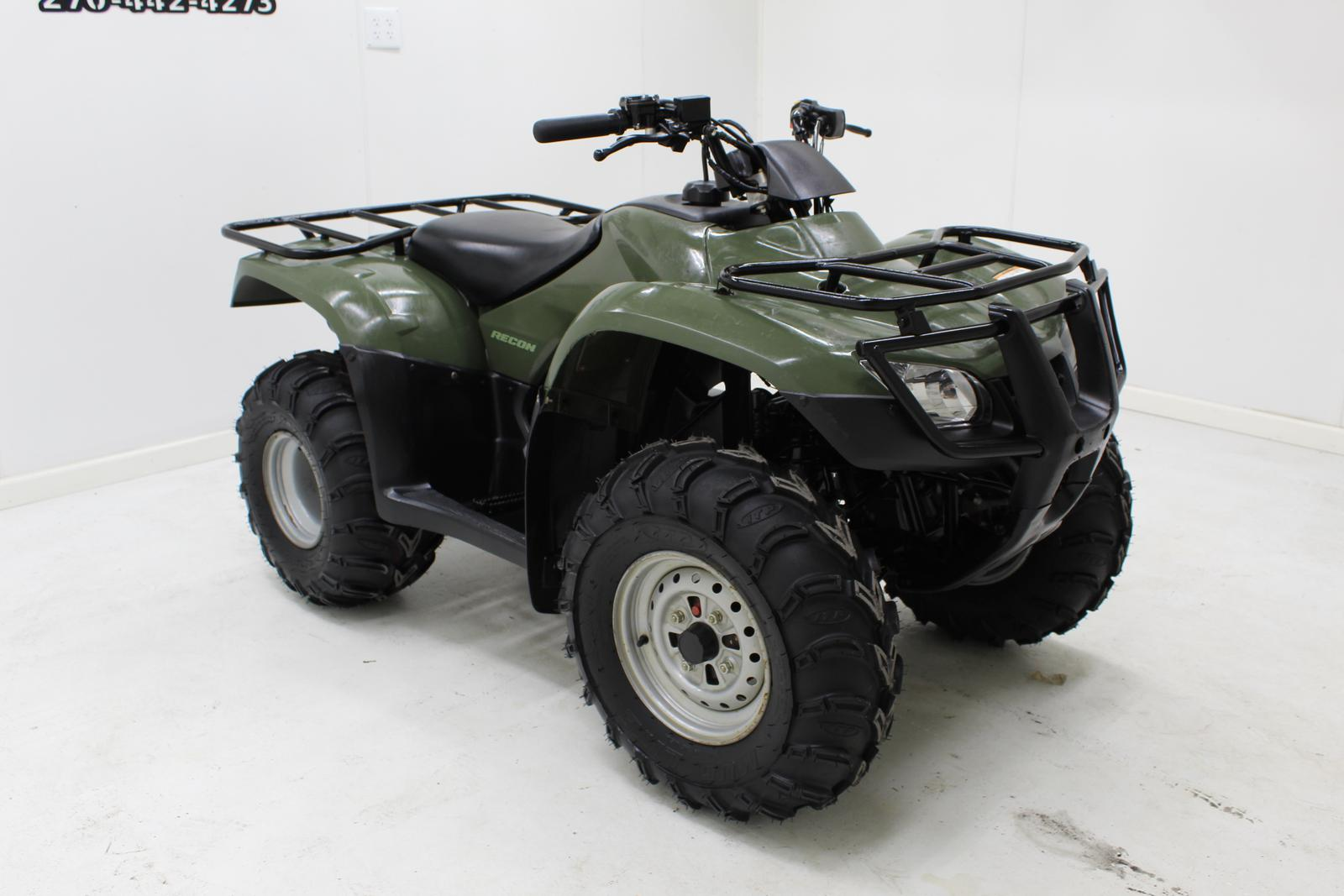 2005 Honda RECON 250 2WD TRX250TM (Honda). In Stock