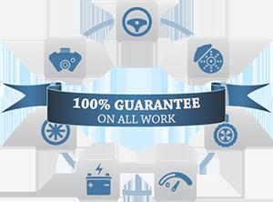 100% Guarantee on All Work
