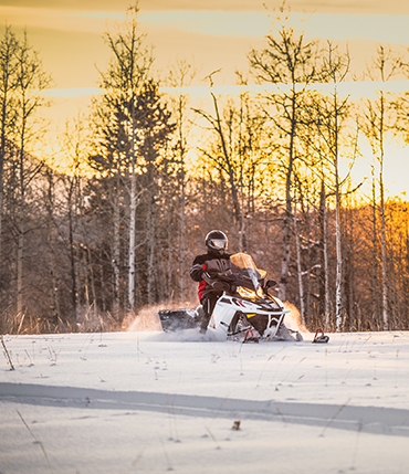 Snowmobile Image