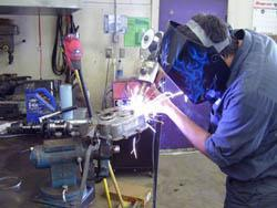 Custom Aluminum Welding & Fabrication