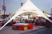 Softub Tent