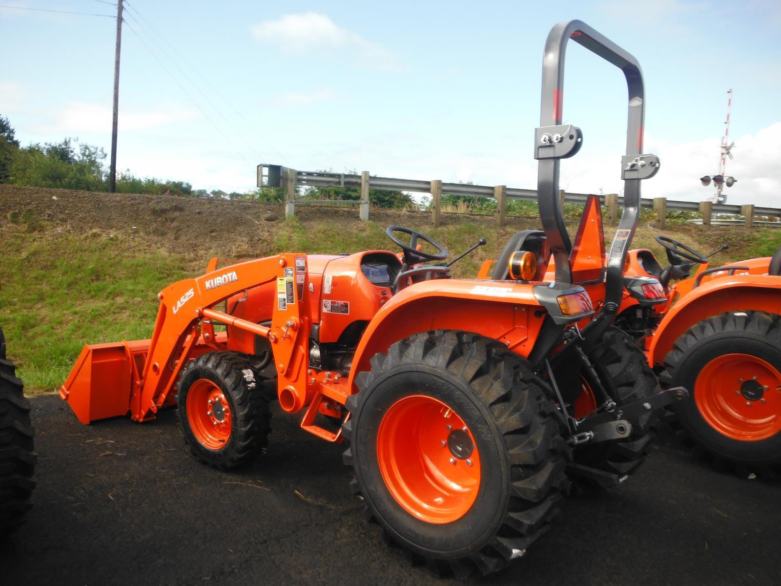 Kubota L2501 Hst For In Tillamook Or Boyd S Implement Service Llc 877 842 9408