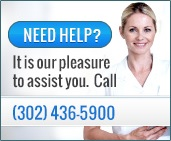 Need Help?It is our pleasure to assist you. Call (302) 436-5900