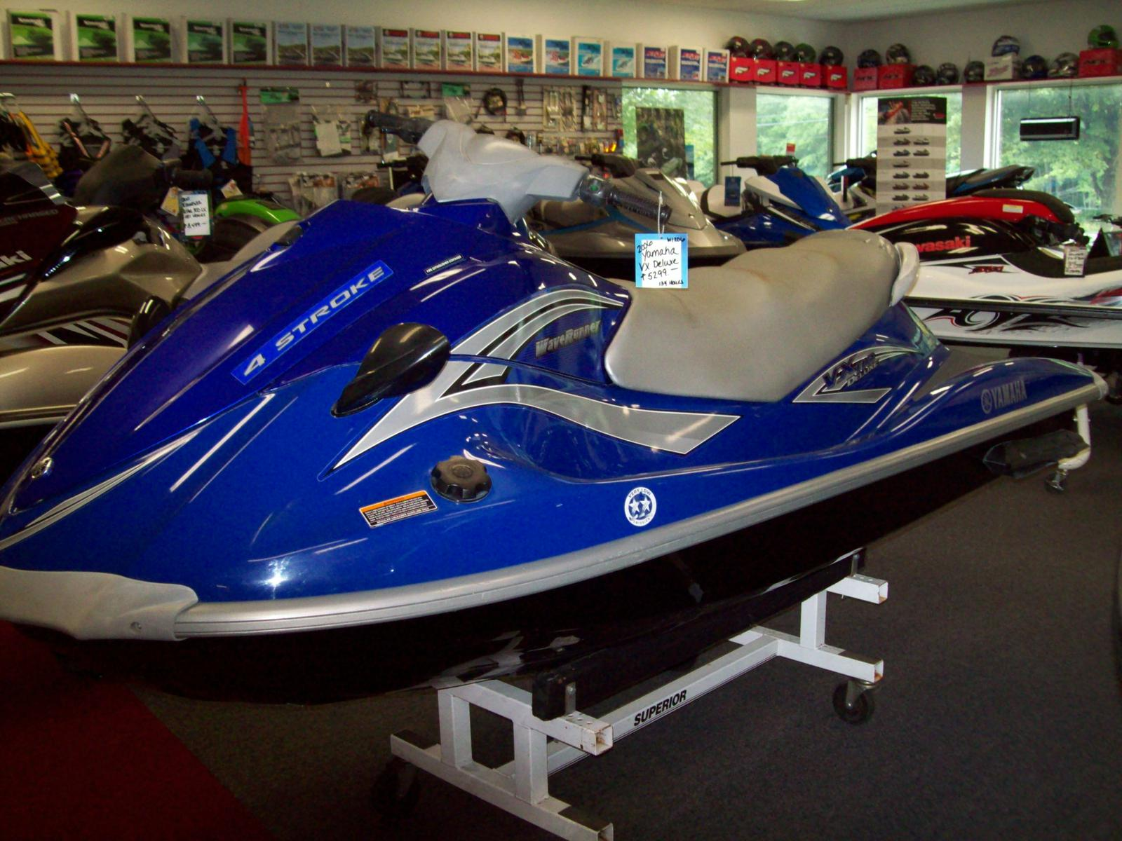 2006 Yamaha 2006 VX110 Deluxe for sale in North Dartmouth MA