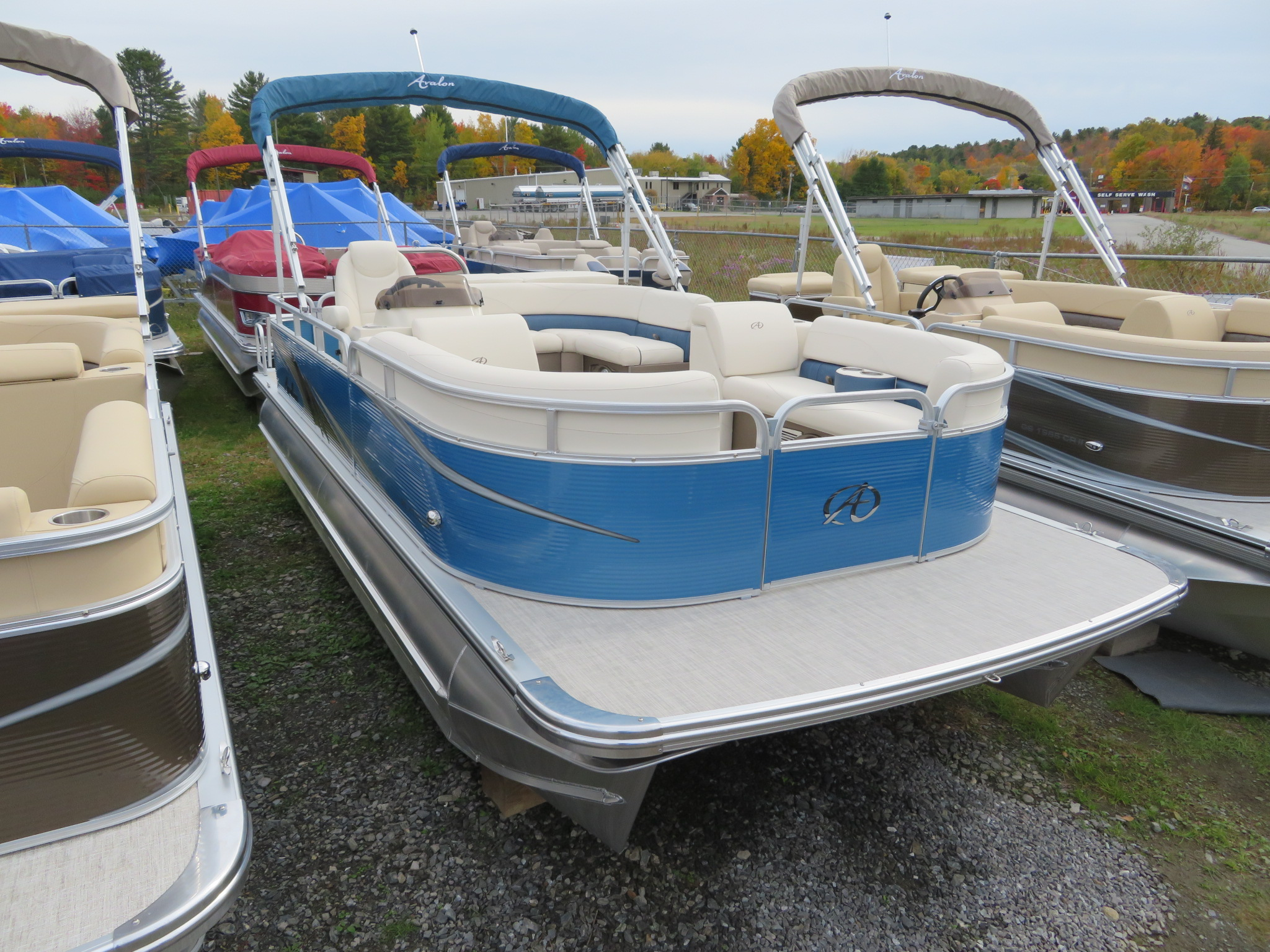 2021 Avalon 2185 GS CRUISE for sale in Manchester, ME. Clark Marine  Manchester, ME (207) 622-7011