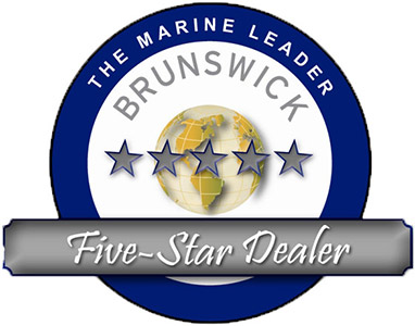 The Marine Leader Brunswick Five-Star Dealer