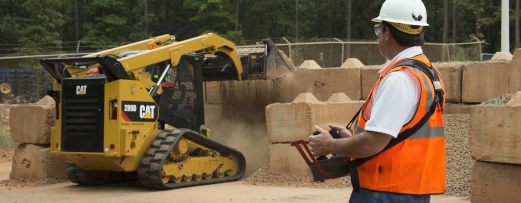 Paver and Construction Rubber Tracks for OTT Skid Steer
