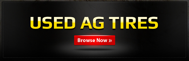 Used Ag Tires: Click here to browse now!