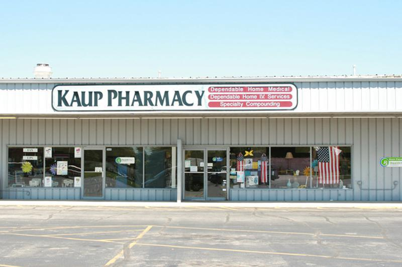 Union City Kaup Pharmacy and Dependable Medical Equipment