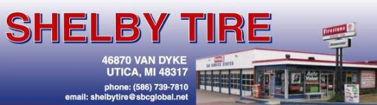Welcome to Shelby Tire