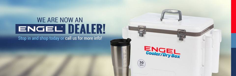 We are now an Engel Dealer! Click here to contact us.