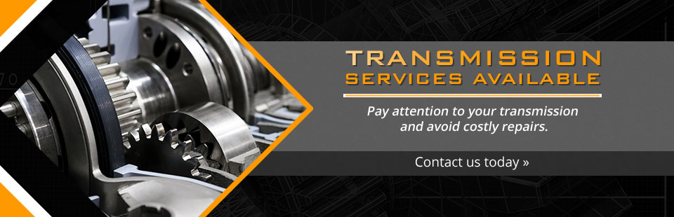 Transmission Service available at Bill's Village Marathon in Elk Grove Village, IL