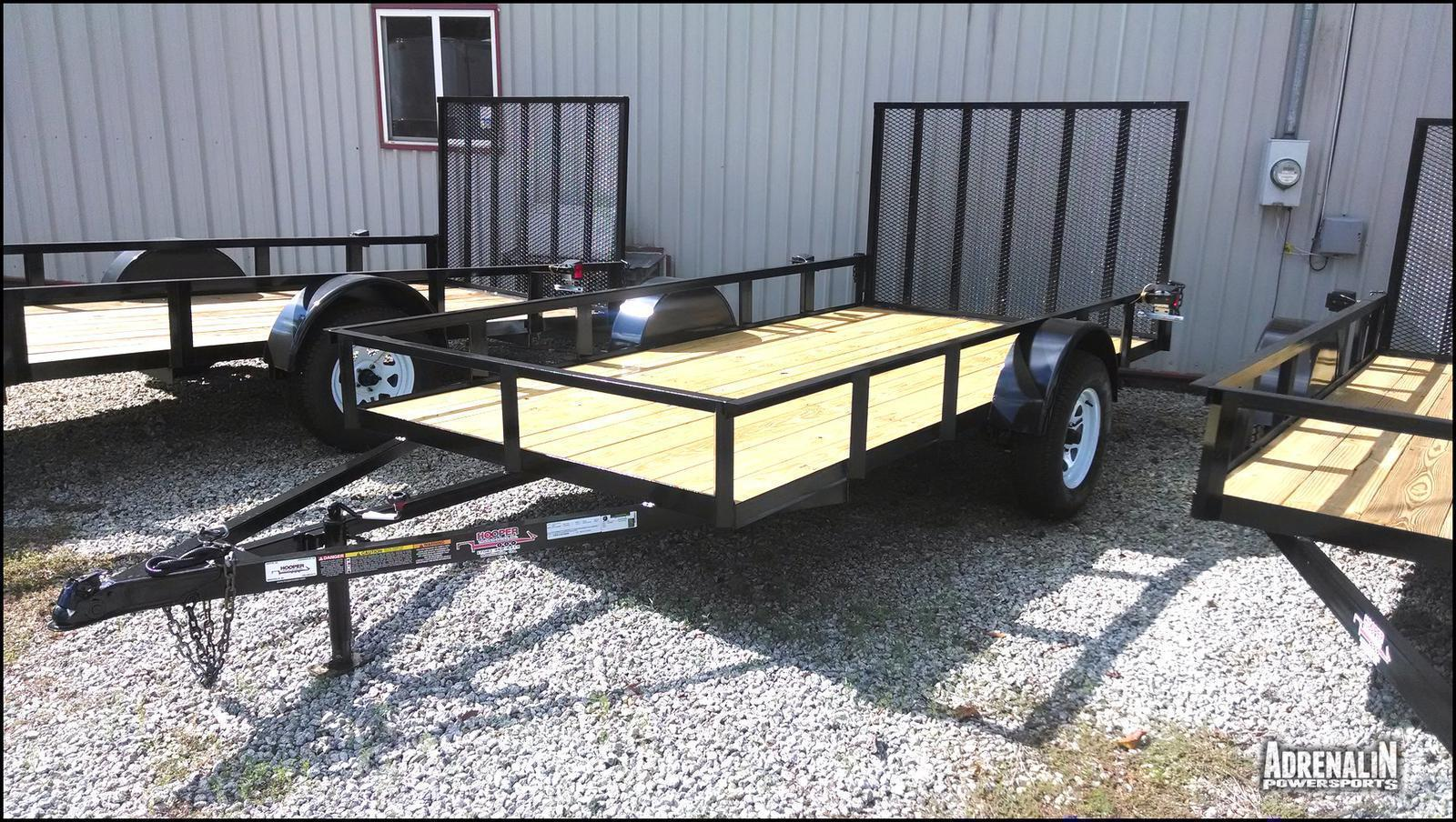 2018 Hooper Trailer Sales Inc Hooper  Utility Trailer For Sale In Griffin Ga Adrenalin Powersports Griffin Ga