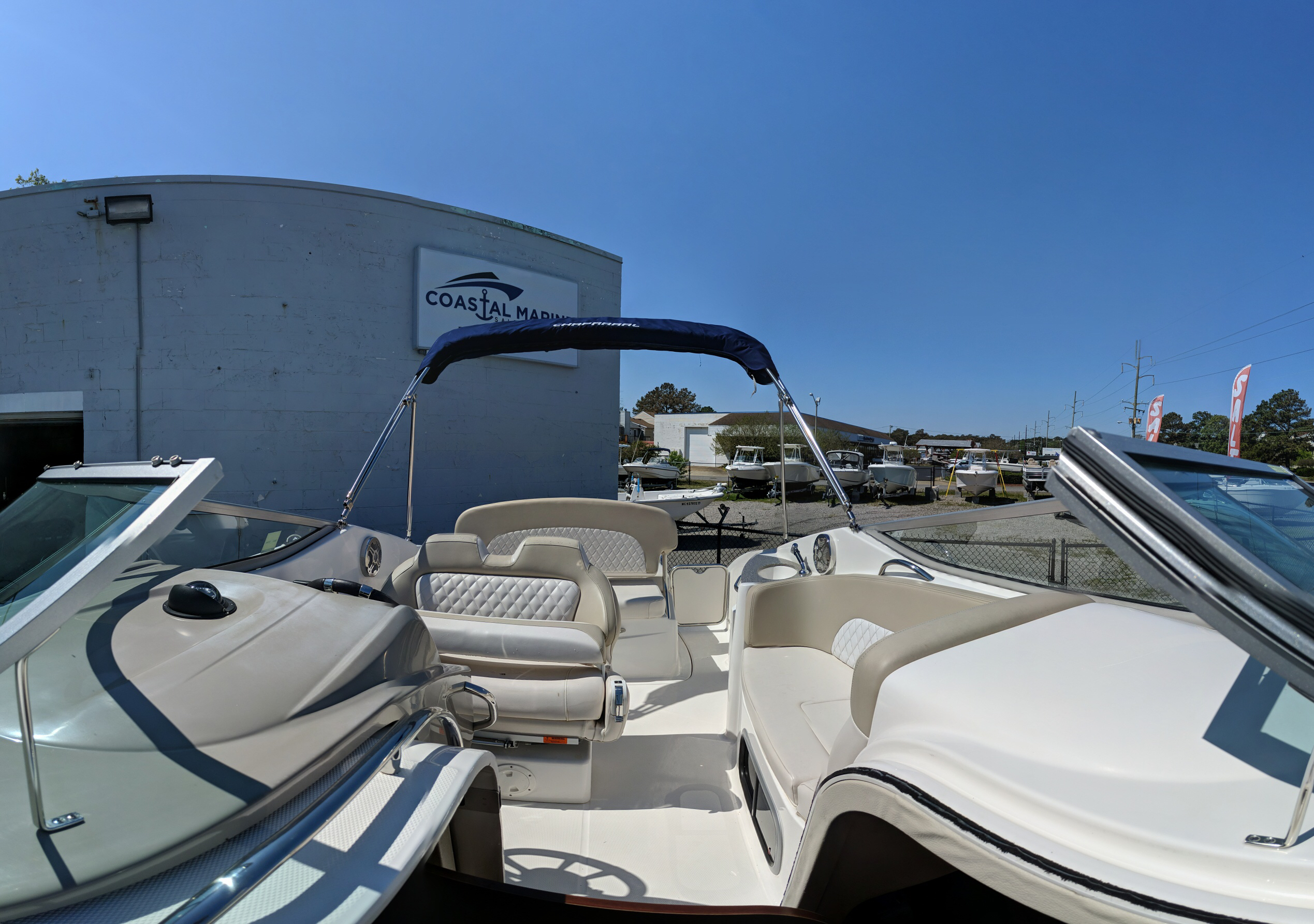 27' Chaparral, Listing Number 100871279, - Photo No. 2