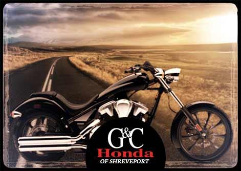 Home G&C Honda of Shreveport Shreveport, LA (318) 797-1222
