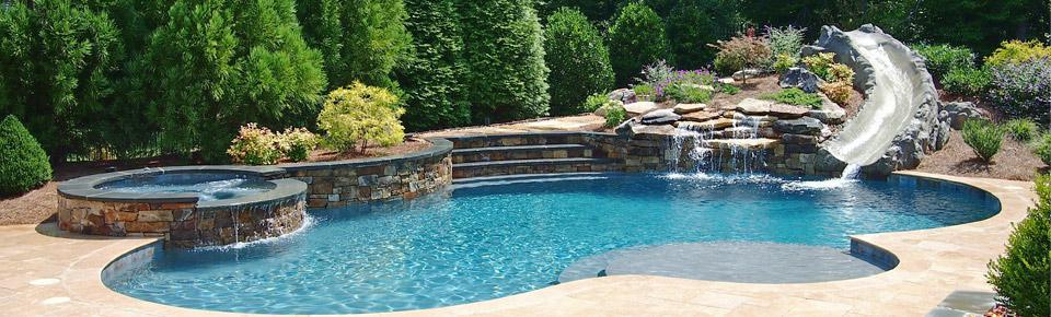 Pool builder raleigh winston salem chapel hill for Pool design hours