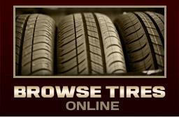 Browse Tires Online
