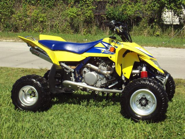 2006 Suzuki LTR450 for sale in Miami, FL | MasMotoSports (305) 994-9494