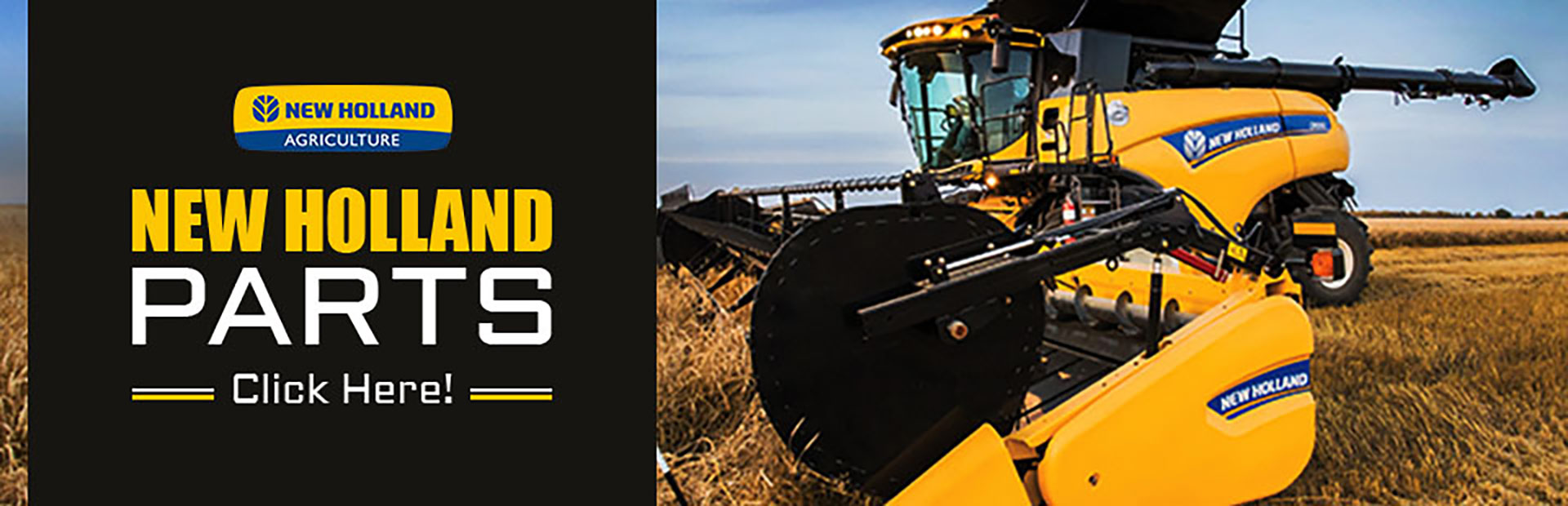 Click here to browse New Holland parts!