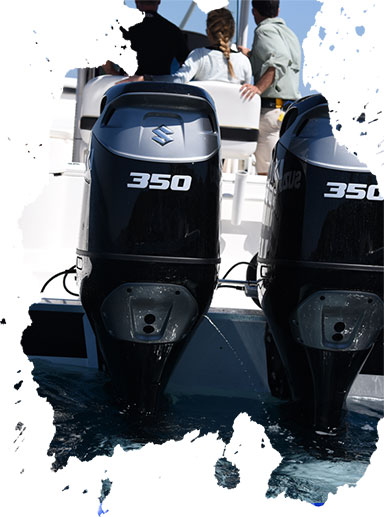 We are one of the largest Suzuki marine dealerships in New England!