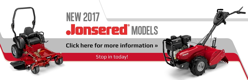 Click here to check out the new 2017 Jonesred models!