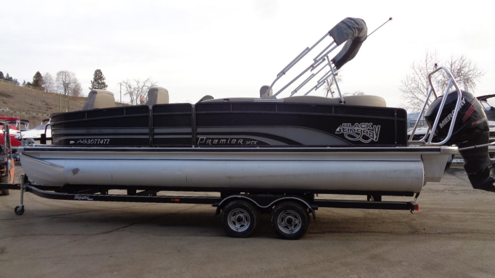 2011 Premier Pontoons boat for sale, model of the boat is 250 Intrique & Image # 2 of 13