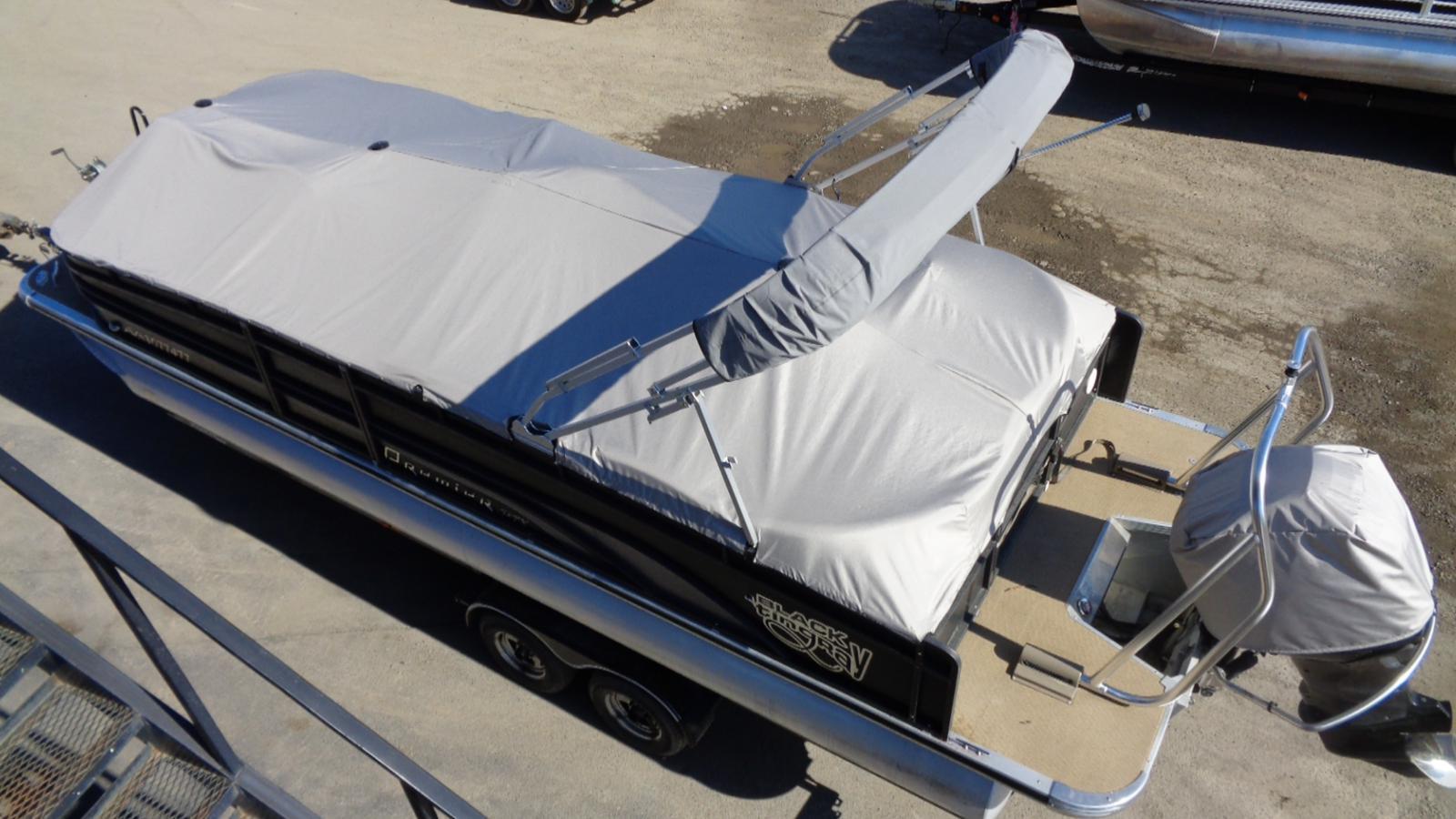 2011 Premier Pontoons boat for sale, model of the boat is 250 Intrique & Image # 4 of 13
