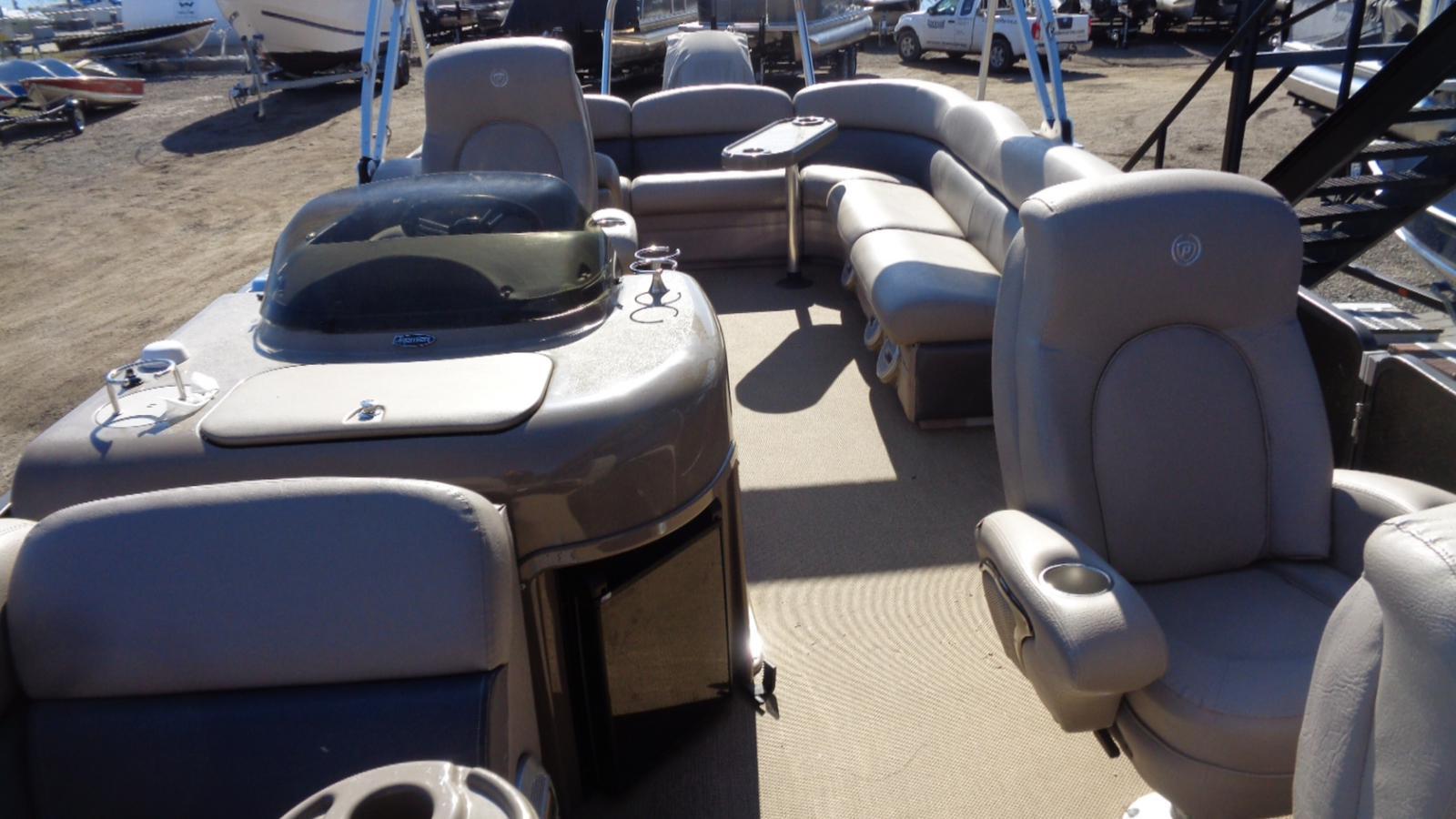 2011 Premier Pontoons boat for sale, model of the boat is 250 Intrique & Image # 6 of 13