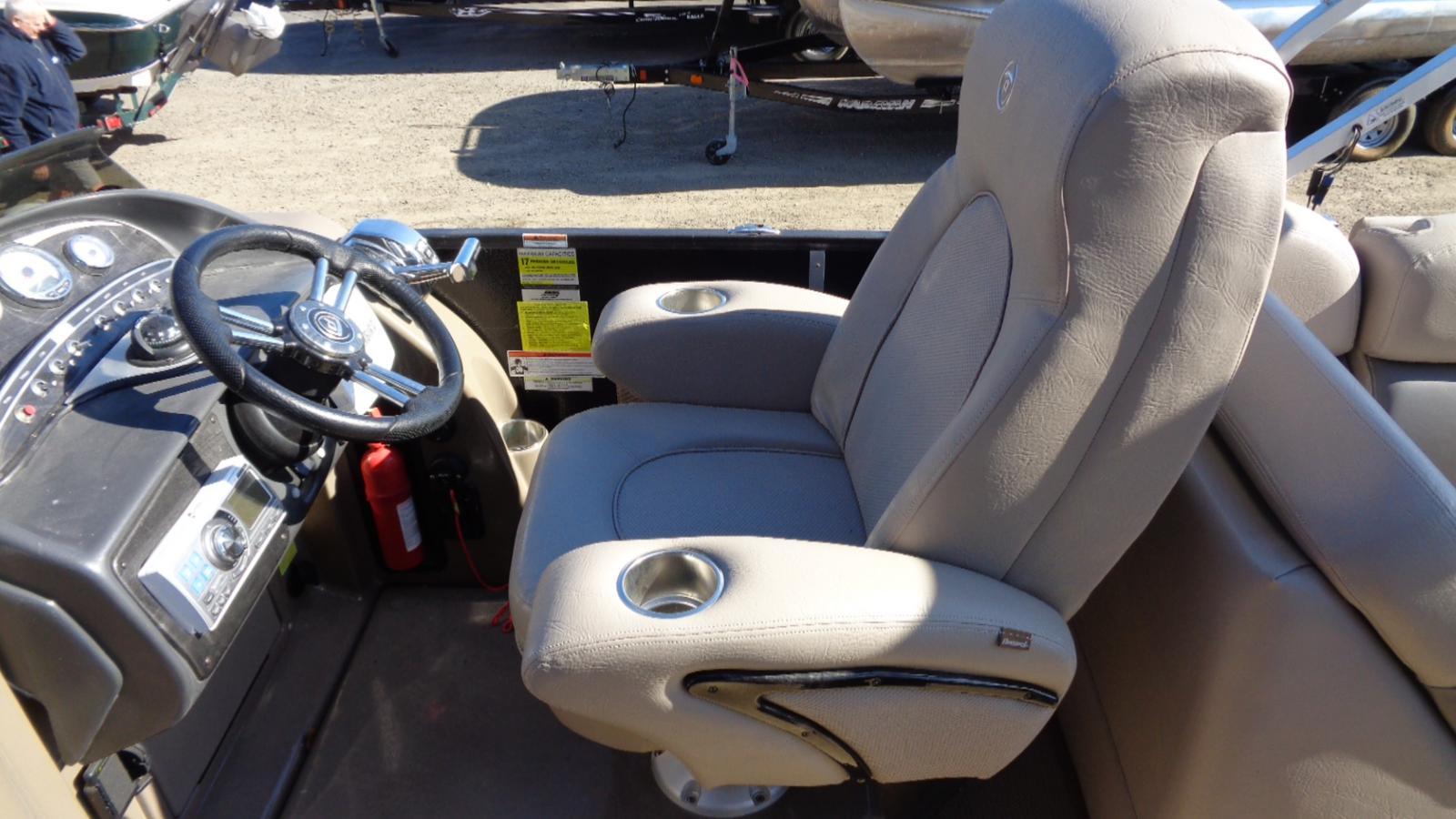 2011 Premier Pontoons boat for sale, model of the boat is 250 Intrique & Image # 8 of 13