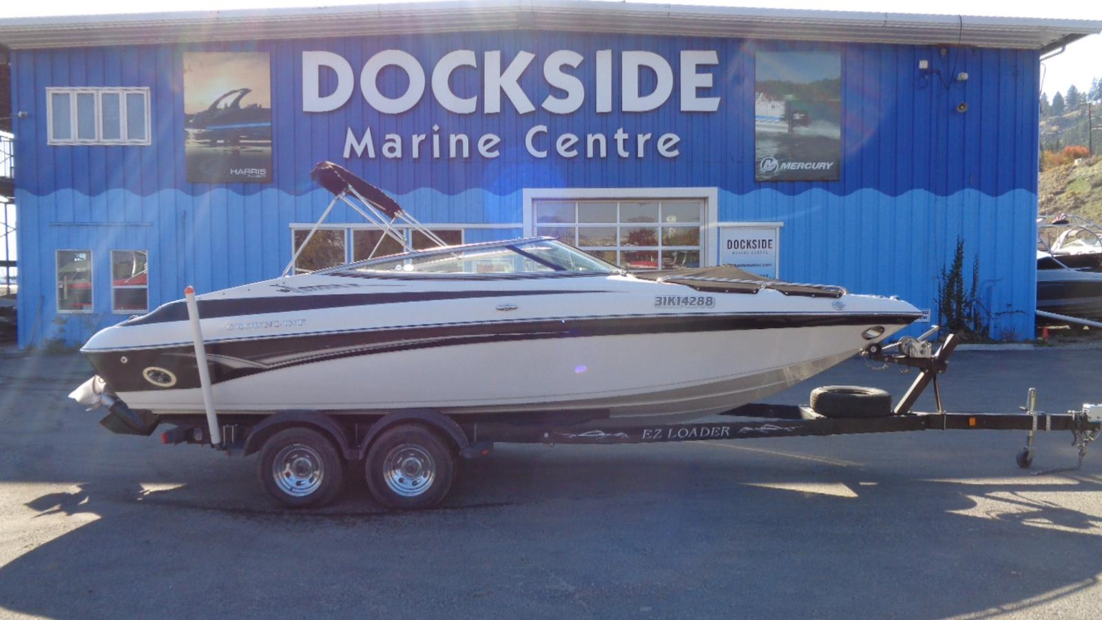 2005 CROWNLINE 225 BR for sale