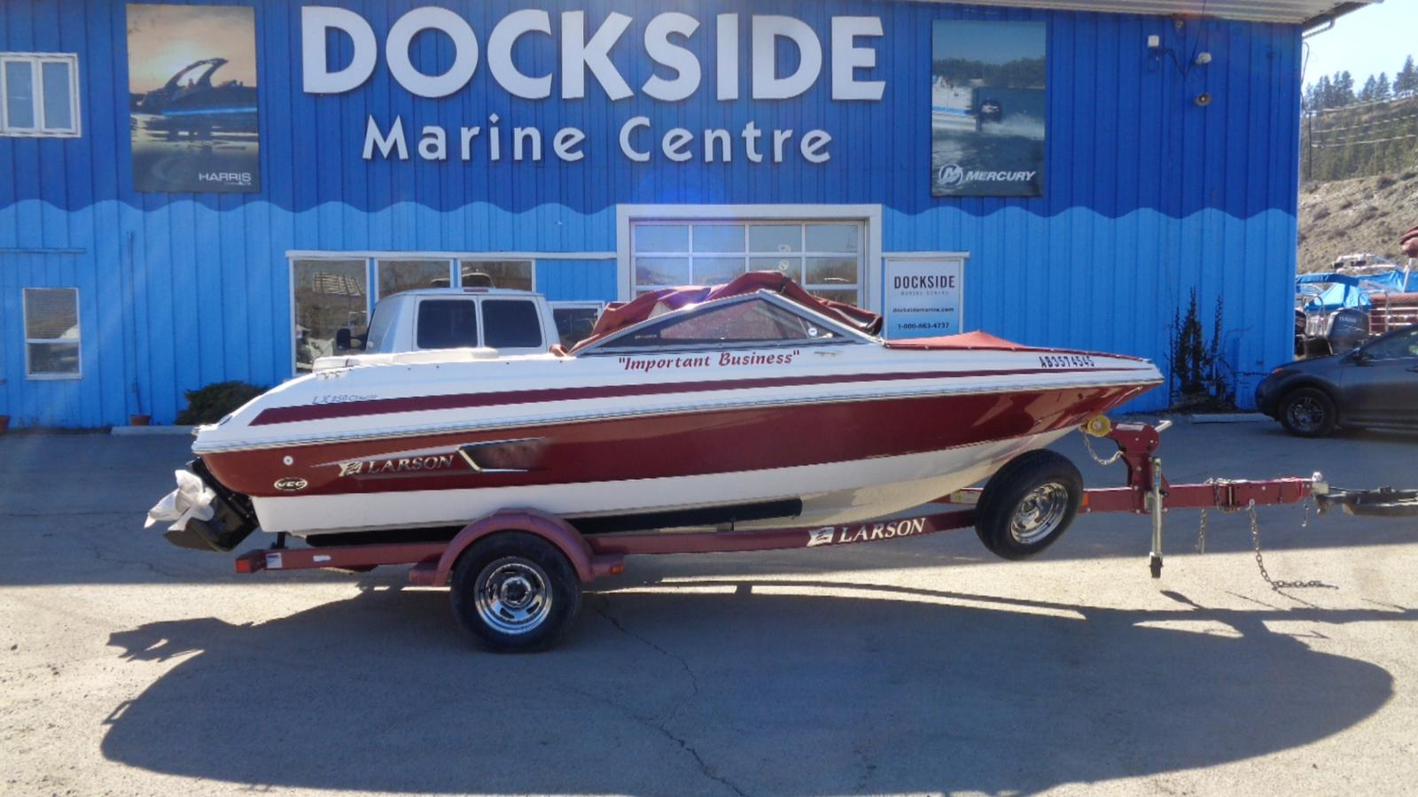 For Sale: 2011 Larson Lx 850 19ft<br/>Dockside Marine Centre, LTD.