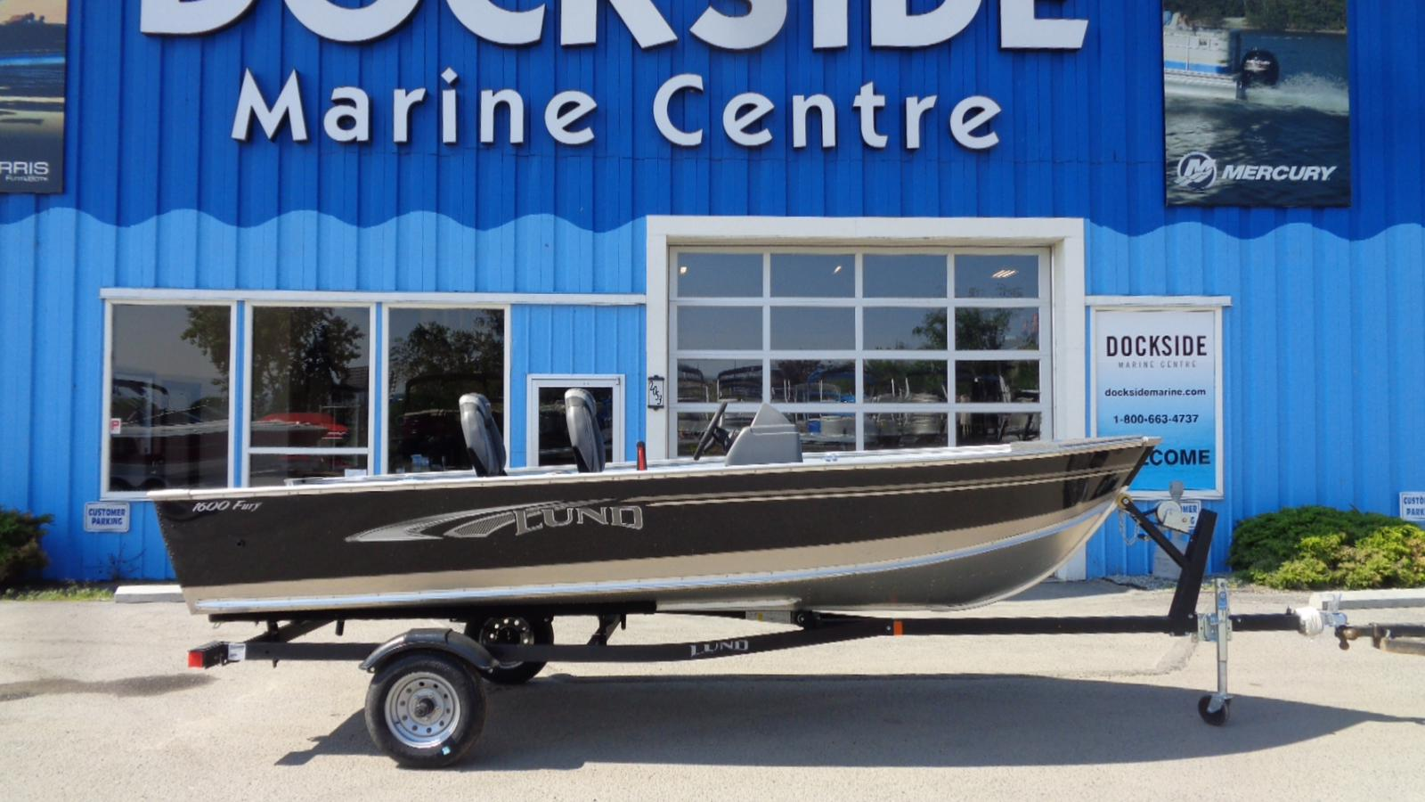 For Sale: 2019 Lund 1600 Fury 17ft<br/>Dockside Marine Centre, LTD.
