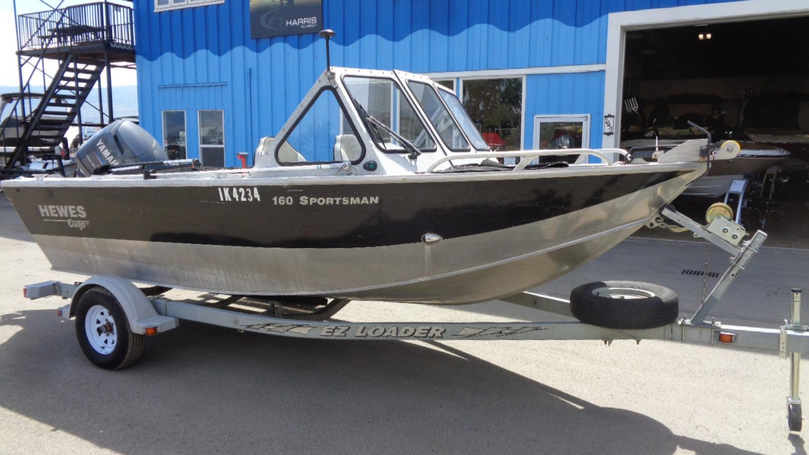 For Sale: 2004 Hewes 160 Sportsman 17ft<br/>Dockside Marine Centre, LTD.