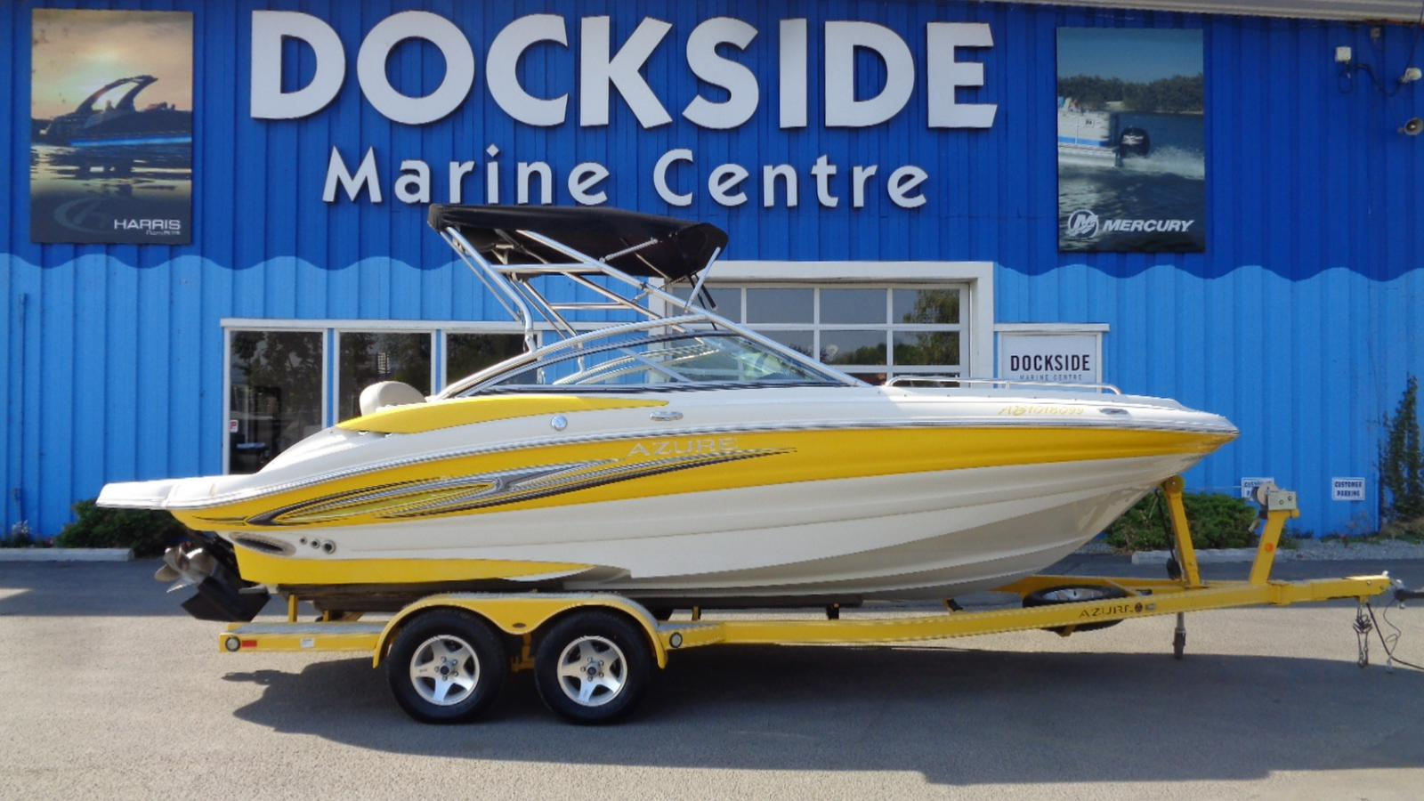 For Sale: 2007 Azure Az 220 22ft<br/>Dockside Marine Centre, LTD.
